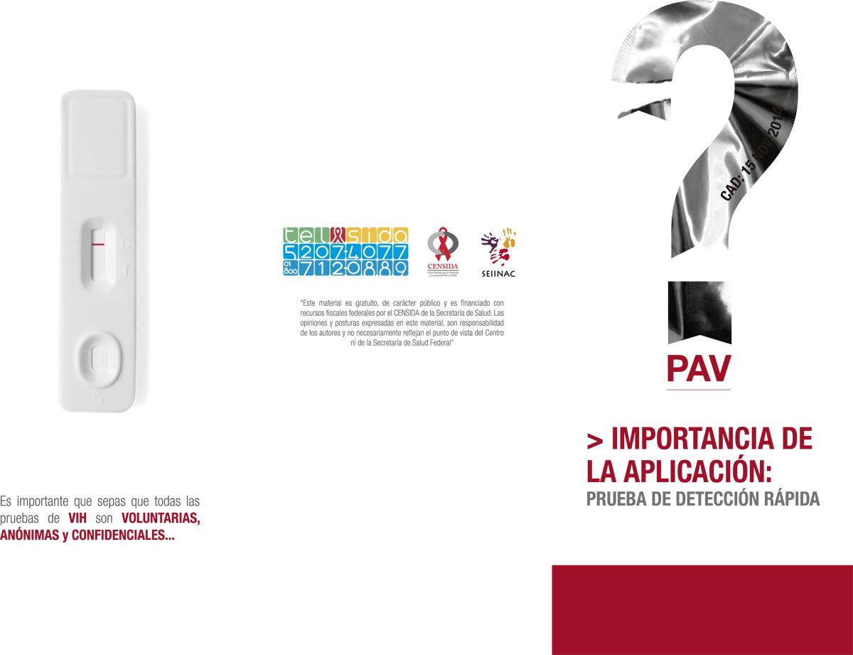 PRUEBA DE DETECCIÓN VIH1