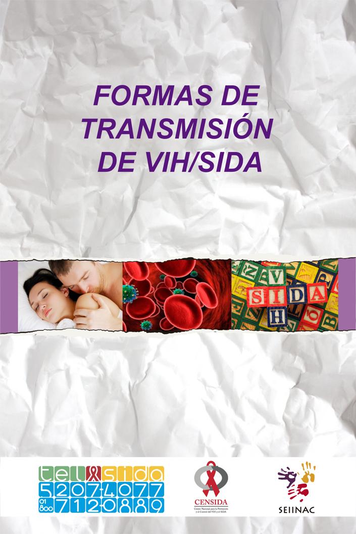 formas de transmision del VIH1