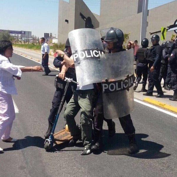 Pronunciamiento sobre lo ocurrido en marcha #FueraTuzobús