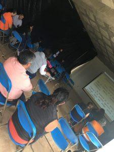 Plática sobre prevención de violencia en Atotonilco de Tula