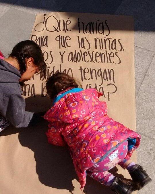 """REDIEH, hace un llamado a las autoridades para que se tomen acciones a favor de los derechos de las niñas, ante certámenes de """"belleza infantil""""."""