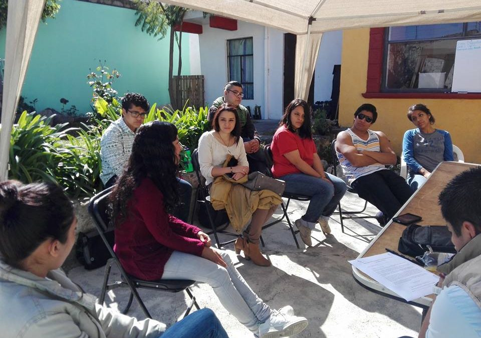 Reunión con Cachicuatas y Cachicuates.