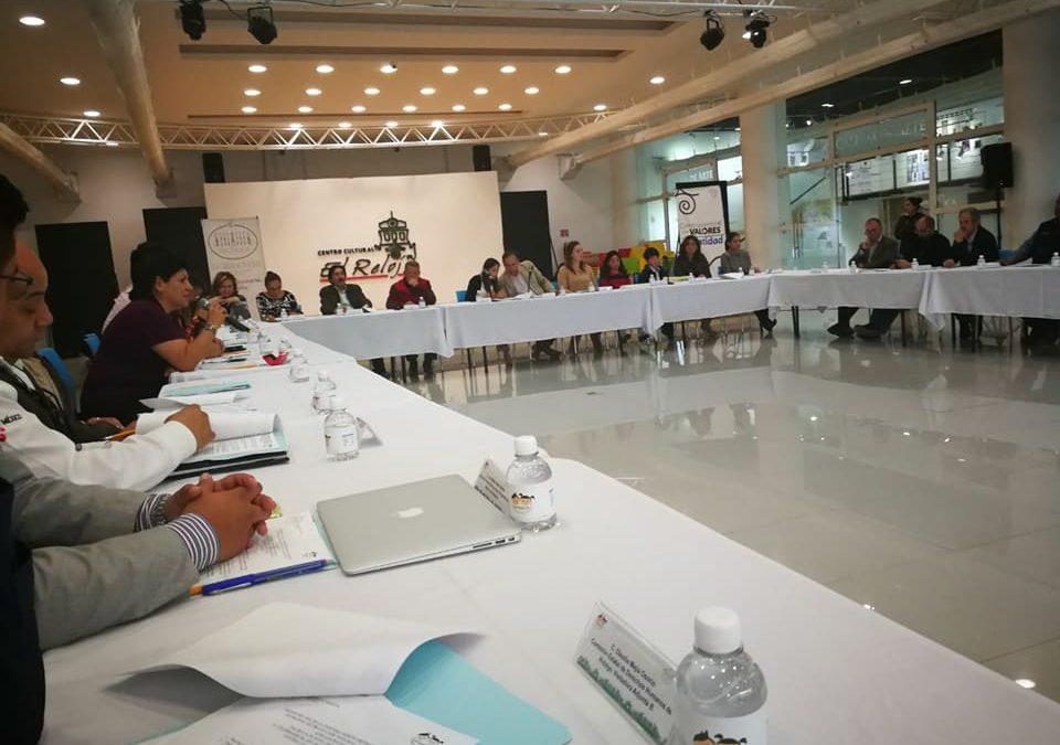 Participa integrante de SEIINAC en el Sistema Municipal de Protección Integraal de los Derechos de NNA