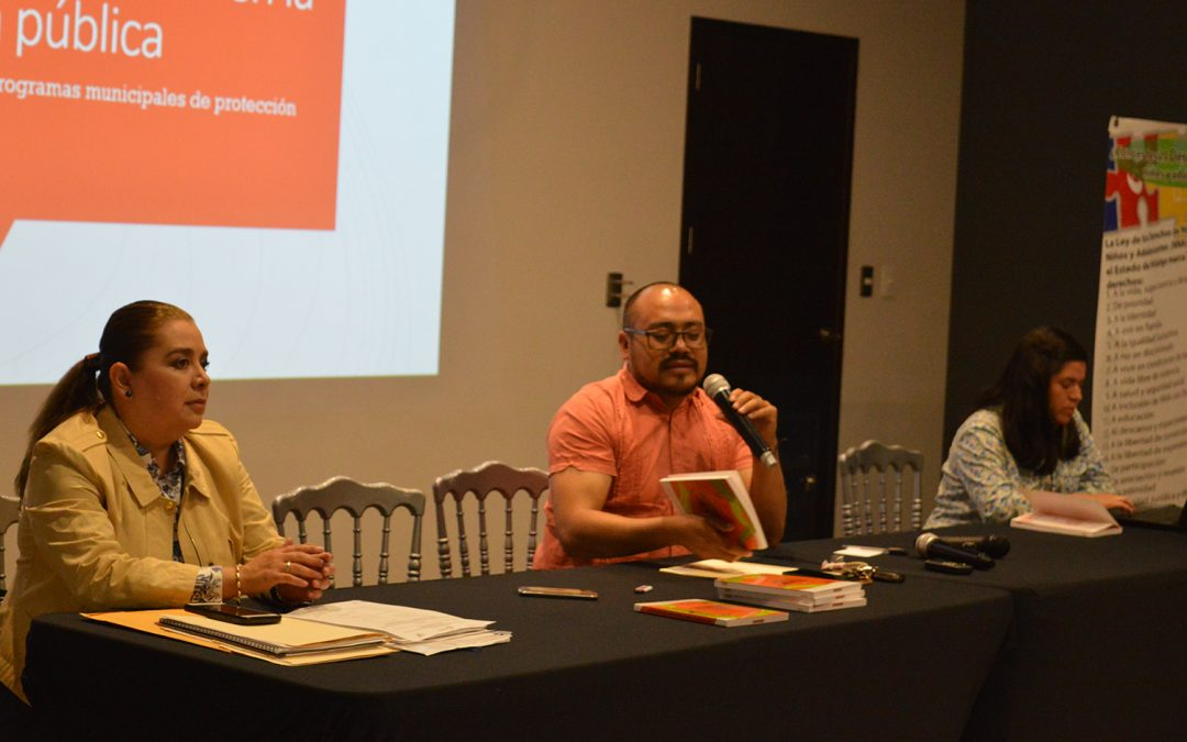 4ª Sesión Ordinaria de la Comisión de Secretarías Ejecutivas de los SIPINNA Estatal y Municipales de Hidalgo