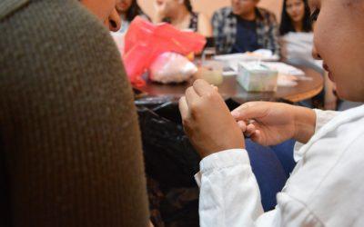 SEIINAC y Di Ramona reciben capacitación para la Aplicación de pruebas rápidas de detección de Anticuerpos para el VIH